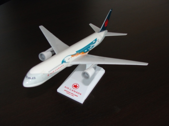 Boeing 767 Air Canada livery