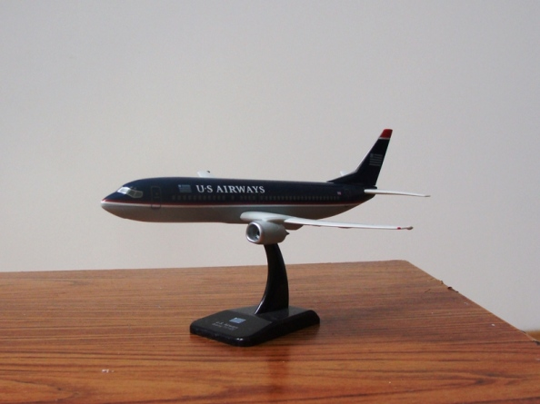 Boeing 737-400 US Airways livery