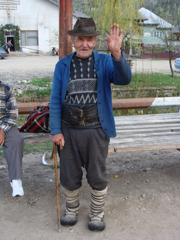 Old Man from Maramures